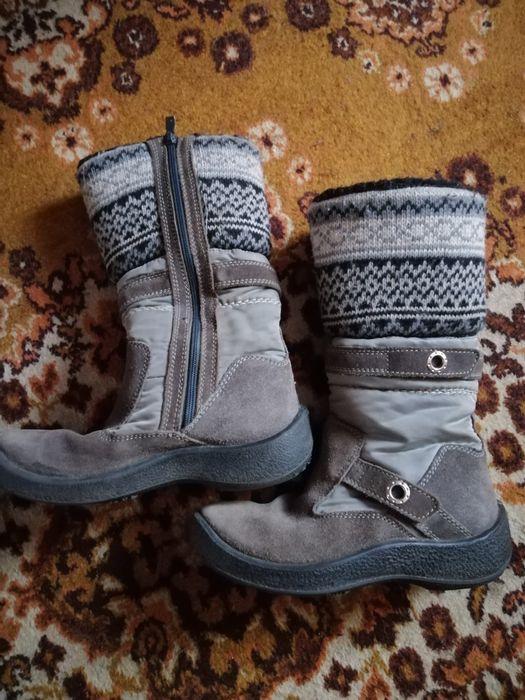 Зимові чобітки на дівчинку Киев - изображение 1