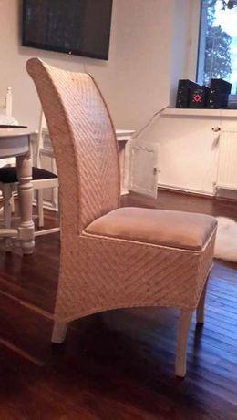 Krzesło ratan 2sztuki