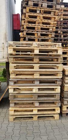 Paleta Palety Drewniane Przemysłowe Mocne  120x80 oraz  120x100