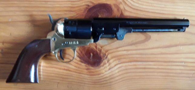 Rewolwer czarnoprochowy Colt Navy 1851. 44 cal