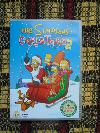 The Simpsons Christmas 2 DVD