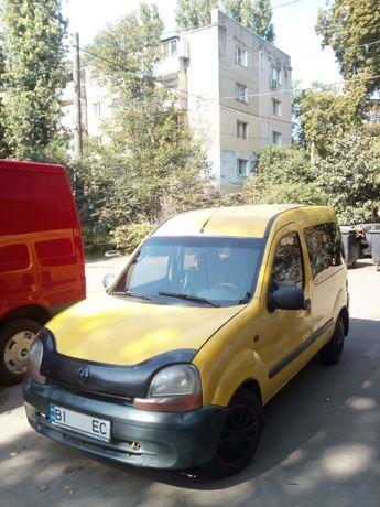 Renault Kangoo Рено Кенго пассажир
