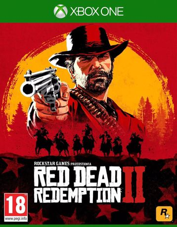 Red Dead Redemption 2 XBOX ONE, SERIES X, S!! Okazja!! Poznań!! Folia.