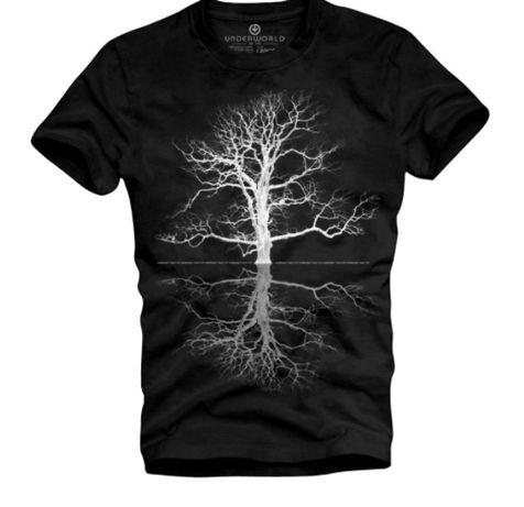 T-shirt męski - 2 sztuki, nowe, firmy Underworld