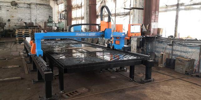 Качественная и оперативная плазменная резка листового металла до 50 мм