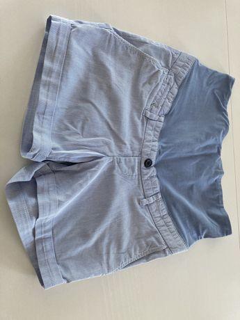 Spodenki/szorty ciążowe H&M r. 38