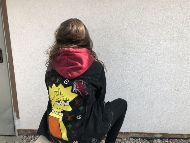 Katana custom jacket