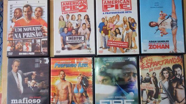 Lote de filmes DVD