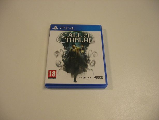 Call of Cthulhu - GRA Ps4 - Opole 1269