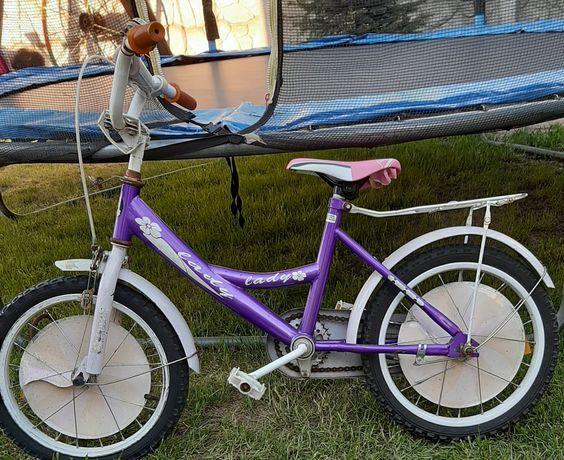 Sprzedam rower dla dziewczynki