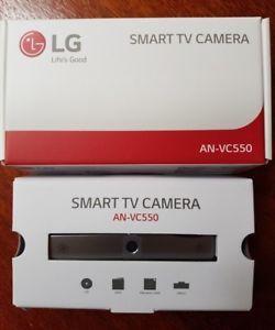 Câmara para TV LG AN-VC550 NOVA