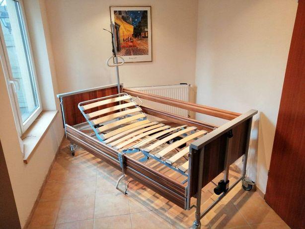 Łóżko rehabilitacyjne, ortopedyczne, medyczne na pilota Bock Domiflex