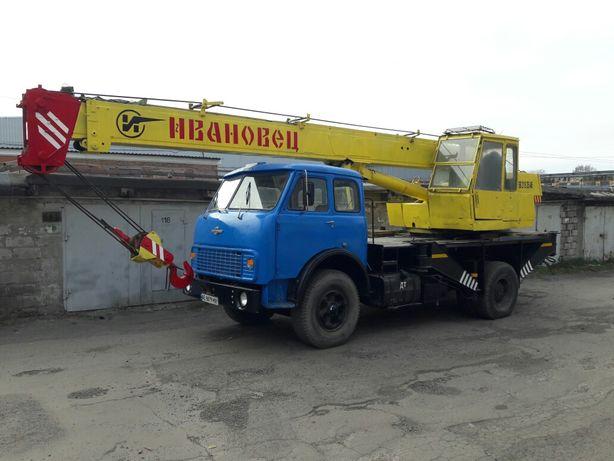 Услуги Автокрана от 700  гр