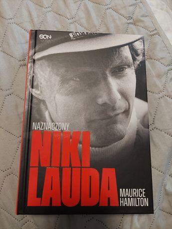 Książka Niki Lauda Naznaczony