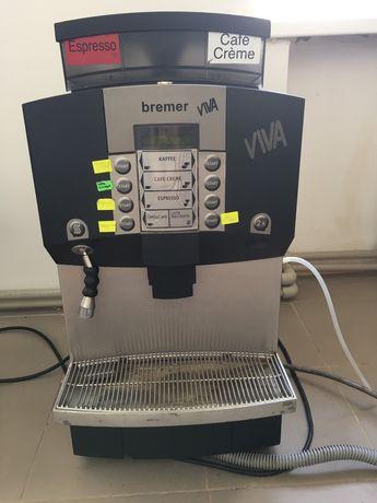 Кофемашина Bremer viva