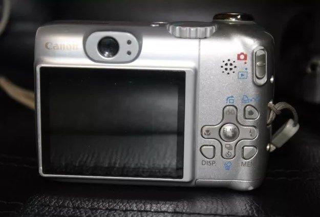 Фотоаппарат Canon A580