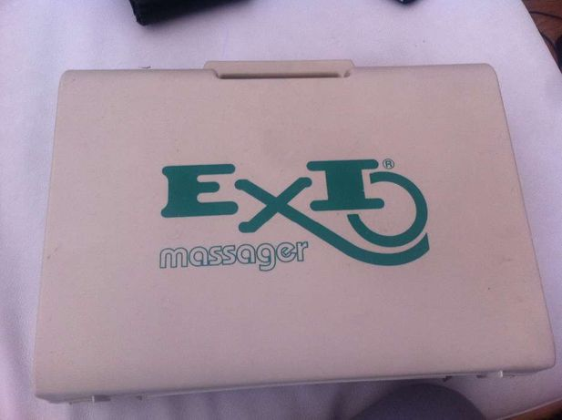 Kit de massagens( Maleta)