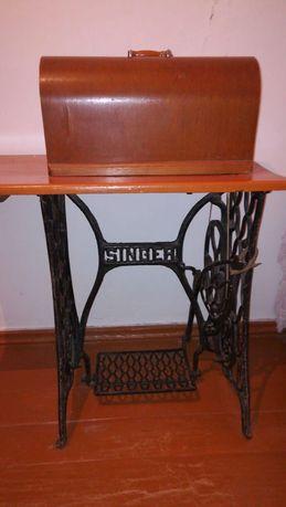Продам швейную машинку Зингер / Singer, 1949 г. (антиквариат!)