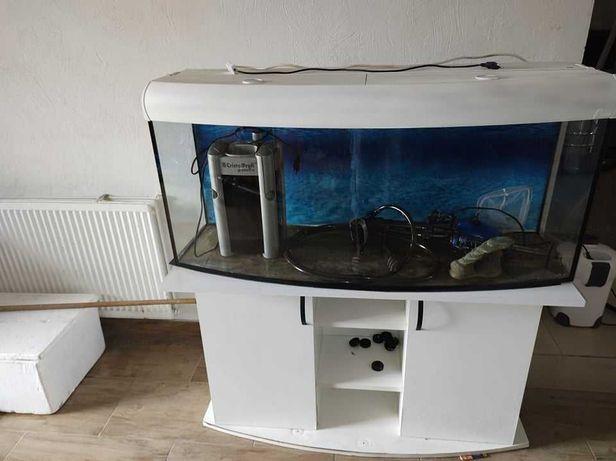 ładny zestaw akwariowy 240 litrów pilnie sprzedam
