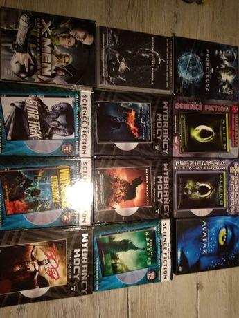 12 filmów science fiction na DVD, klasyka kina