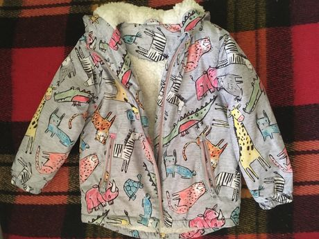 Куртка Next демісезонна, єврозима. Деми, еврозима