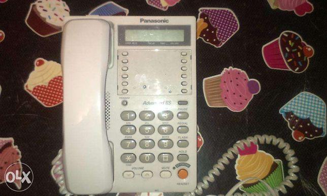 Обменяю стационарный телефон Panasonic