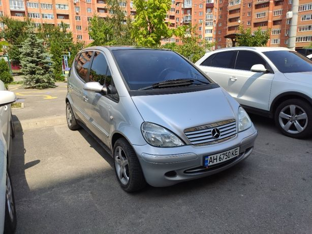 Mercedes-Benz A 160 LONG 2001