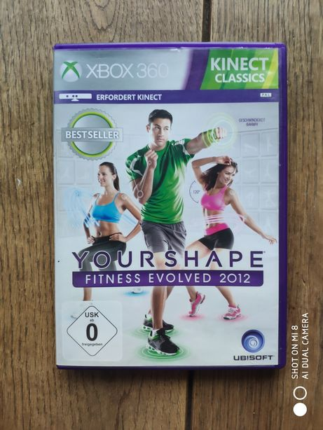 Your shape fitness/ Xbox 360