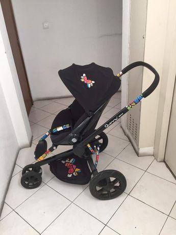 Carrinho bebé Quinny Moodd edição limitada Romero Britto