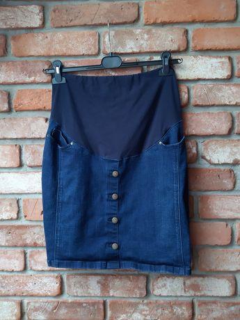 Spódnica ciążowa jeansowa marki Colline w rozmiarze 42 XL 14.