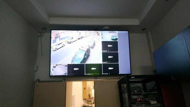Відеонагляд  відеоспостереження, охоронні системи, побудова мережі