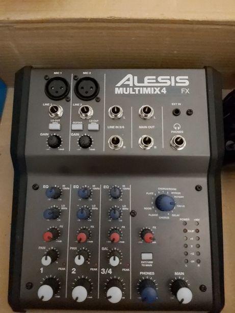 Mixer Alesis Multimix 4
