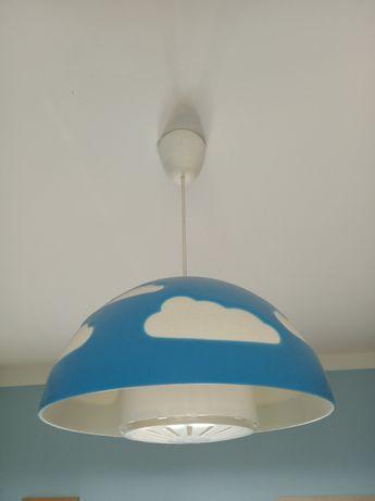 Żyrandol Ikea lampa
