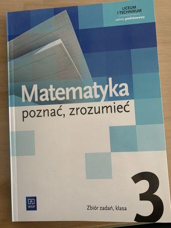 Matematyka poznac, zrozumiec 3 zbiór zadań