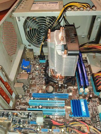Продам отличный игровой пк Intel i5 2500k, 1060 3gb, ROM 8gb, 500w