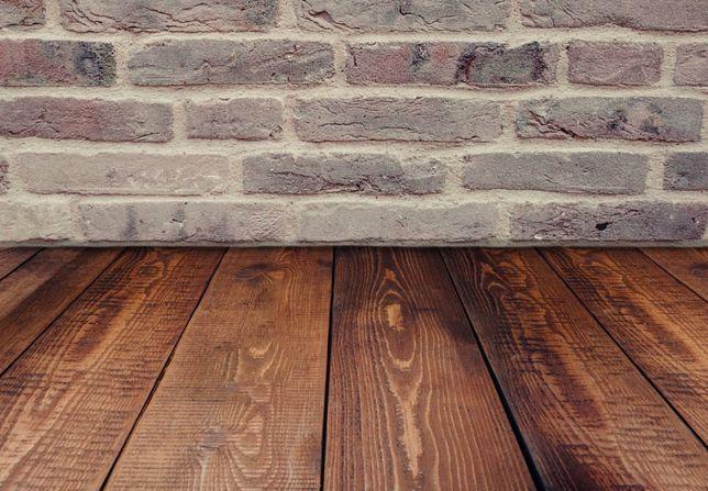 Cyklinowanie, układanie podłóg, paneli i schodów drewnianych