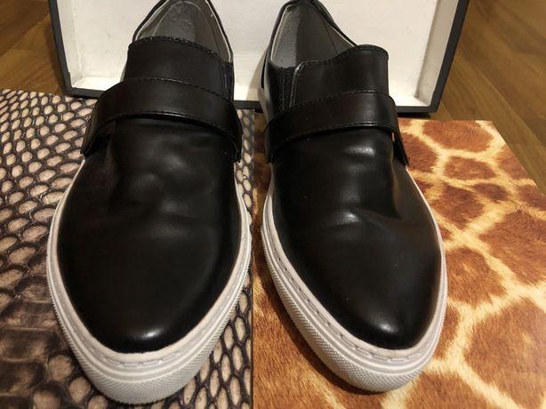 Лоферы, туфли, esmara