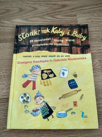 Kasdepke - Słodki rok Kuby i Buby - książka kucharska dla dzieci
