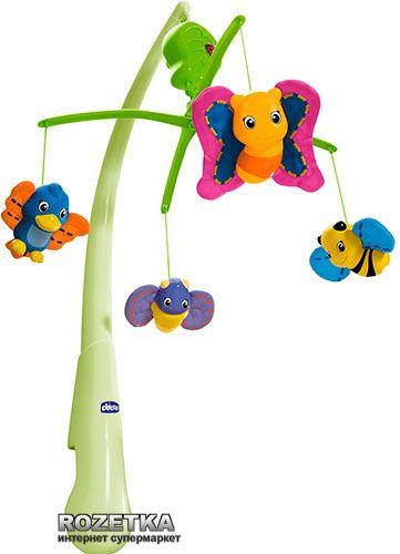Мобиль Chicco на кроватку для вашего малыша Каменское - изображение 1