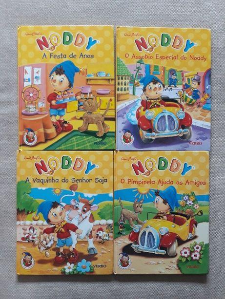 Coleção Livros NODDY- 4 volumes