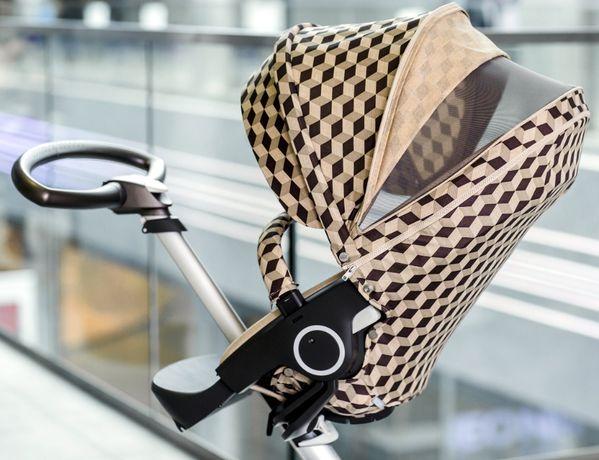 Прогулочное сиденье блок STOKKE Xplory Crusi Trailz текстиль сумка