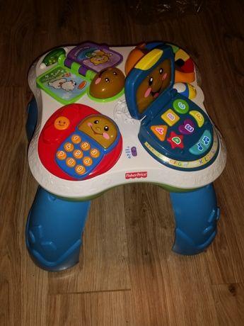 Interaktywny Stolik Edukacyjny Dziecięcy Pianinko Zabawka