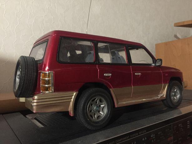 Масштабная модель Mitsubishi Pajero, большая