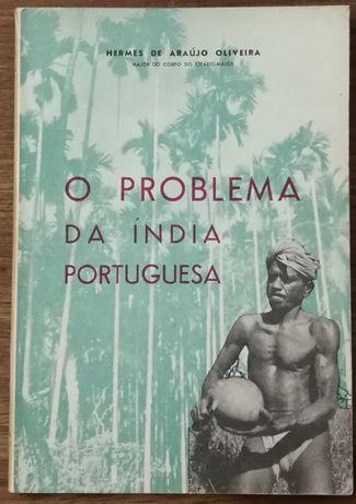 o problema da índia portuguesa, hermes de araújo oliveira