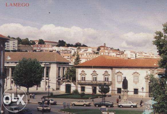 Postal Lamego - Museu e Tribunal
