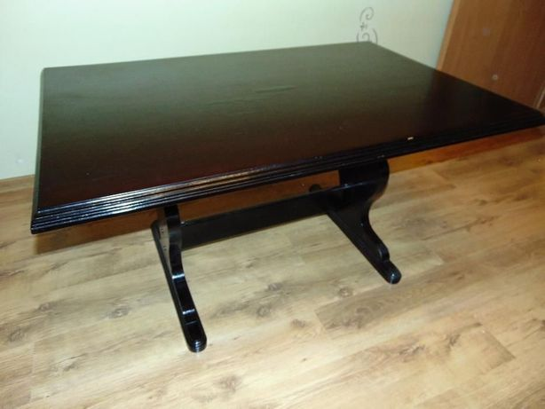 Ława stół dębowy solidny