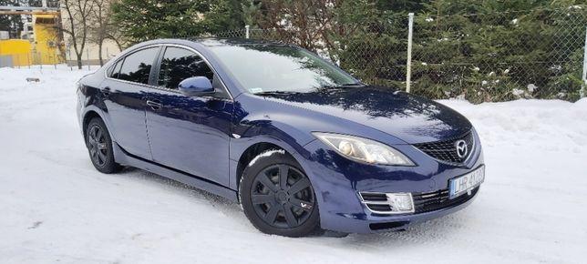 Mazda 6 2.0 Diesel 140KM 2008 rok Lubelskie