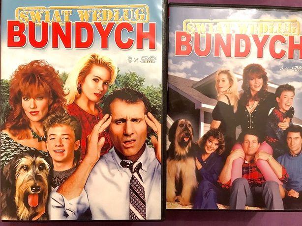 """""""Świat według Bundych"""" DVD - odc. 1-55 (bez 34)"""
