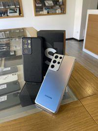 Samsung S21 Ultra 5G Silver 256GB