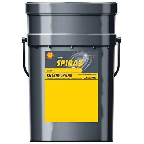 Трансмиссионное масло ZF, SHELL Spirax, Mobil, 75W 90, 80W 90 / 140